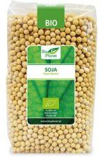 Soja żółta BIO niemodyfikowana genetycznie 1 kg