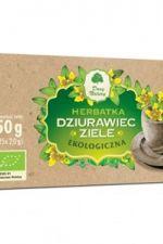 Ziele dziurawca BIO (Hypericum perforatum L.) herbatka ziołowa (25x2g)