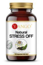 Natural Stres Off - 30 kaps.