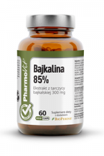 Bajkalina - ekstrakt (60 kaps.)
