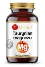 Taurynian magnezu - 60 kapsułek