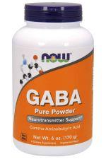 GABA Pure Powder - Kwas Gamma Aminomasłowy (170 g)