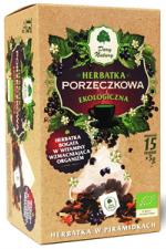 HERBATKA PORZECZKOWA PIRAMIDKI BIO (15 x 3 g) 45 g - DARY NATURY