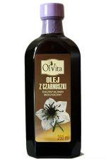 Olej z czarnuszki 250 ml tłoczony na zimno nieoczyszczony