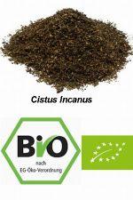 Czystek BIO (Cistus Incanus) suszony cięty herbatka - 250 g