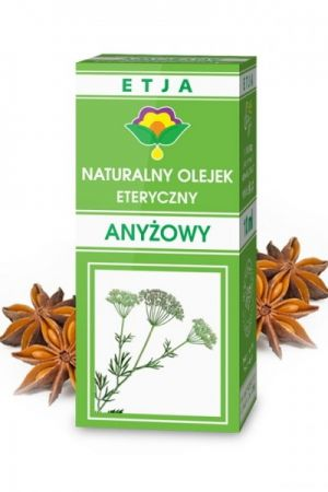 Olejek anyżowy (Illicium Verum Seed Oil) 10 ml - naturalny olejek eteryczny