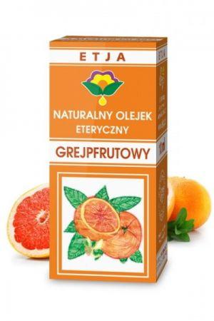 Olejek grejpfrutowy 10 ml - naturalny olejek eteryczny