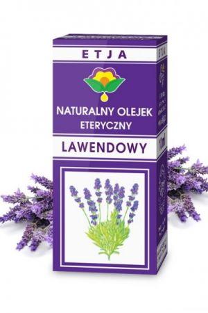 Olejek lawendowy 10 ml - naturalny olejek eteryczny