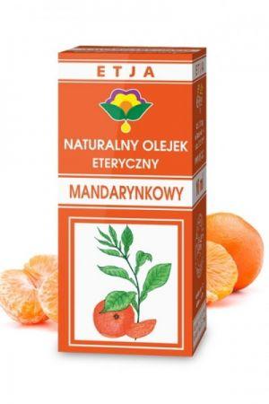 Olejek mandarynkowy 10 ml - naturalny olejek eteryczny