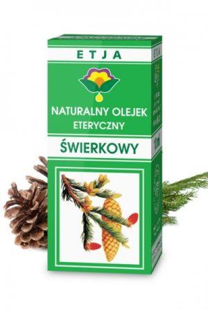 Olejek świerkowy 10 ml - naturalny olejek eteryczny