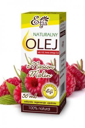 Olej z pestek malin kosmetyczny 50 ml