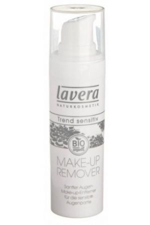 Lavera Łagodny preparat do demakijażu oczu 30 ml