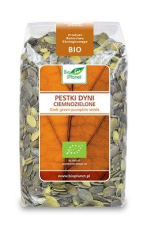 Pestki dyni ciemnozielone BIO 350 g