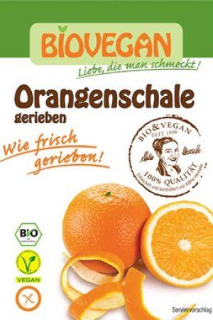 Skórka pomarańczy suszona sproszkowana BIO 9 g
