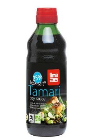 Sos sojowy Tamari Bio bezglutenowy 25% mniej soli 250 ml