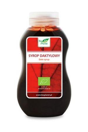 Syrop daktylowy BIO 250 ml (350 g)