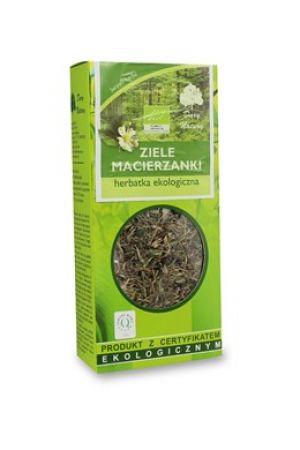 Ziele macierzanki (Thymus pulegioides L.) herbatka ziołowa BIO 25 g