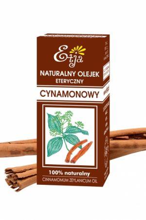Olejek cynamonowy 10 ml - naturalny olejek eteryczny