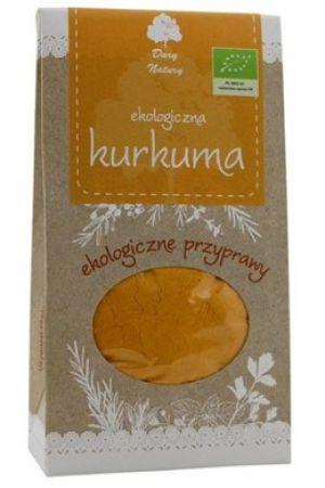 Kurkuma (Curcuma Longa) BIO - 50 g mielona