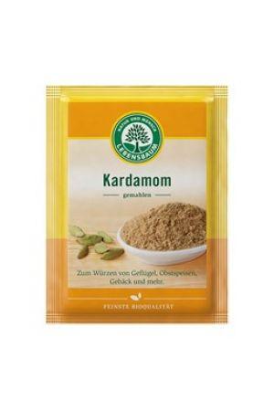 Kardamon BIO (Elettaria cardamomum) - 10 g mielony