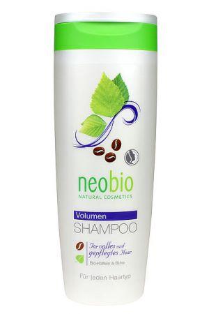 Szampon zwiększający objętość włosów z bio kofeiną i wyciągiem z brzozy 250 ml