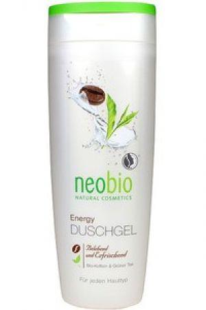 Żel pod prysznic Energy z zieloną herbatą i kofeiną 250 ml