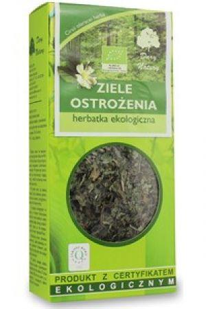 Ziele ostrożenia (Herba Cirsii oleracei) BIO herbatka ziołowa 25 g