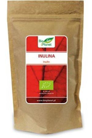 Inulina BIO naturalny prebiotyk 250 g
