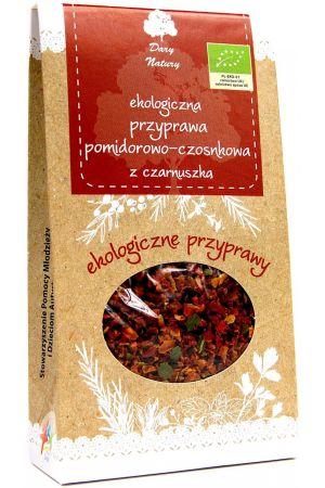 Przyprawa pomidorowo-czosnkowa z czarnuszką BIO 40 g