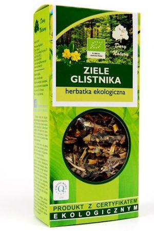 Ziele glistnika (Chelidonium majus L.) herbatka ekologiczna 50 g
