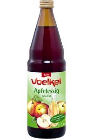 Ocet jabłkowy BIO niefiltrowany 750 ml