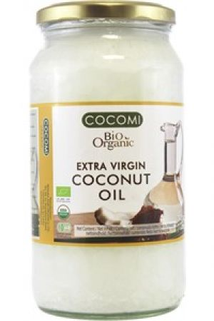 Olej kokosowy BIO extra virgin organiczny 1000 ml