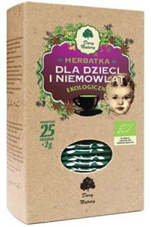 Herbatka BIO dla dzieci i niemowląt (25x2 g)