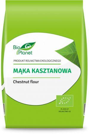 Mąka kasztanowa BIO 250 g