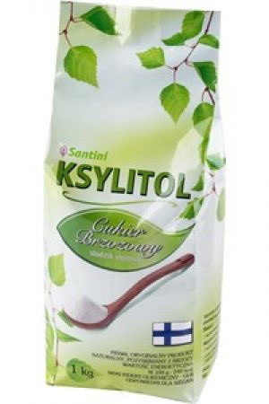 Ksylitol Danisco oryginalny fiński cukier brzozowy 1 kg