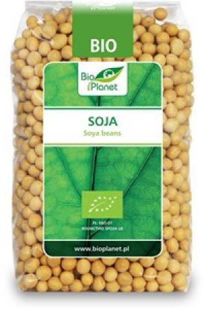 Soja żółta BIO niemodyfikowana genetycznie 400 g
