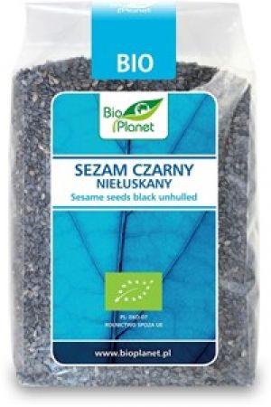 Sezam czarny niełuskany BIO 250 g