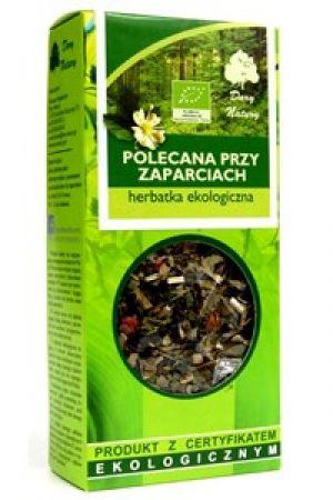 Herbatka BIO polecana przy zaparciach 50 g