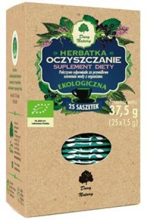 Herbatka oczyszczająca BIO (25x1,5 g)