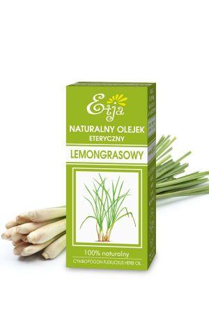 Olejek lemongrasowy 10 ml - naturalny olejek eteryczny