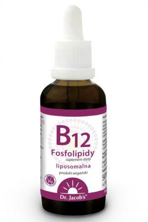 Witamina B12 Fosfolipidy (liposomalna)