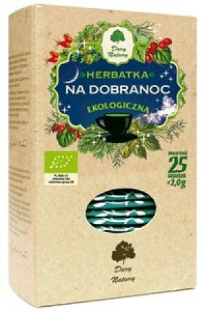 Herbatka NA DOBRANOC Bio (25x2g)