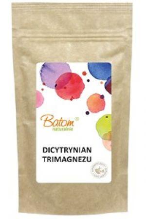 DiCytrynian TriMagnezu (Cytrynian magnezu) bezwodny 100 g