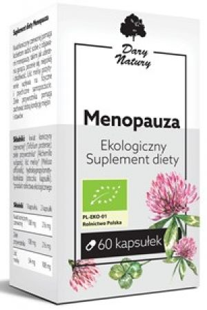 MENOPAUZA Bio 60 kapsułek (270 mg)