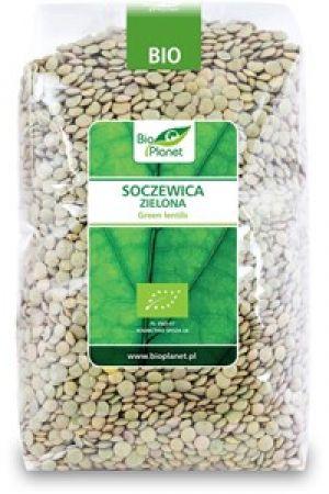 Soczewica zielona BIO 1 kg