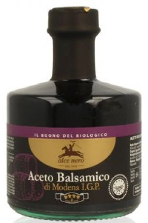 Ekologiczny ocet balsamiczny z Modeny PREMIUM 250 ml