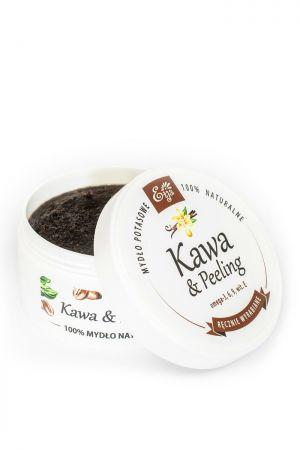 Mydło potasowe Kawa & Peeling 80 g
