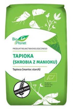 Tapioka (skrobia z manioku) BIO bezgutenowa 400 g