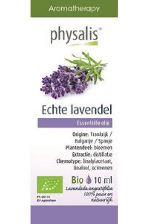 Bio olejek eteryczny LAWENDA WĄSKOLISTNA (Lavandula angustifolia) 10 ml