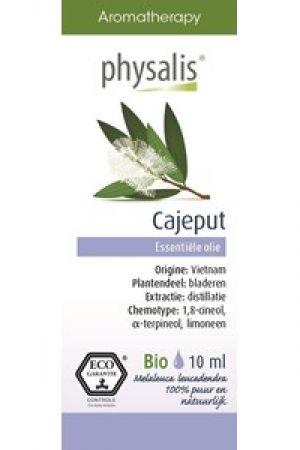 Bio olejek eteryczny KAJEPUTOWY (Melaleuca leucadendra) 10 ml